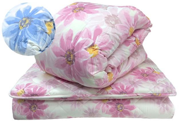 羽毛布団セット【シャーロット】羽毛掛・羊毛敷 シングルロング ホワイトダウン85% 日本製