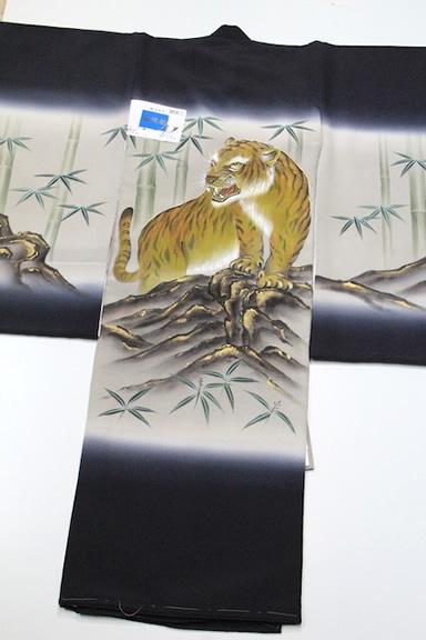 初着 男の子 お祝着 ubugi8190-tiger