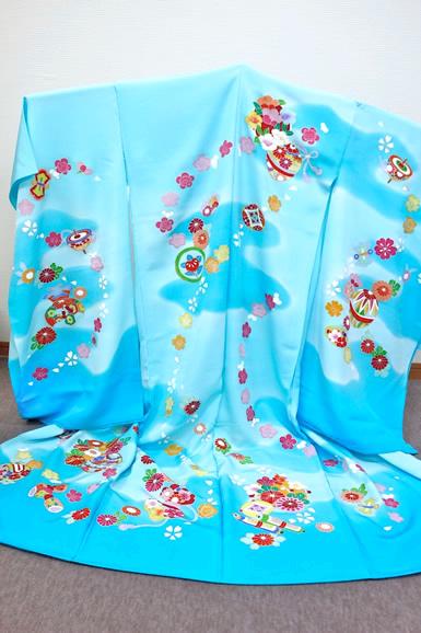 女の子 四つ身 七五三 kitayama-120609-1