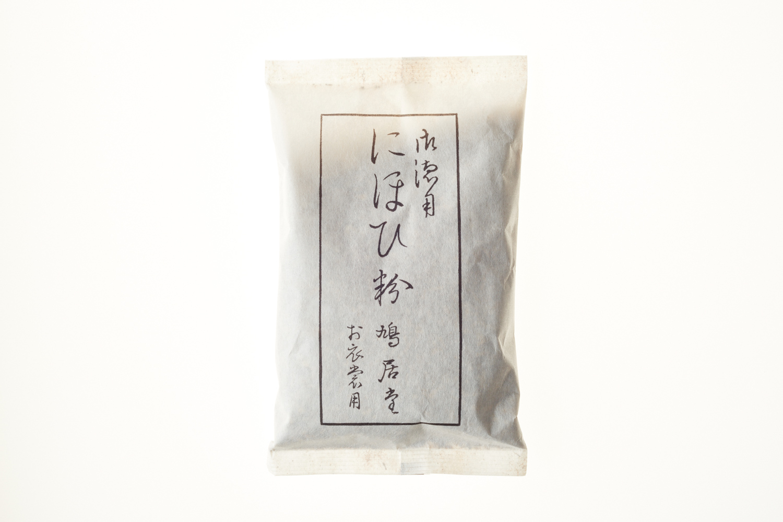 【鳩居堂】匂袋 詰め替え用 紙袋 防虫効果  徳用匂粉(60g)