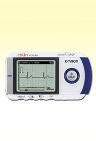 オムロン携帯型心電計HCG-901(心電計)