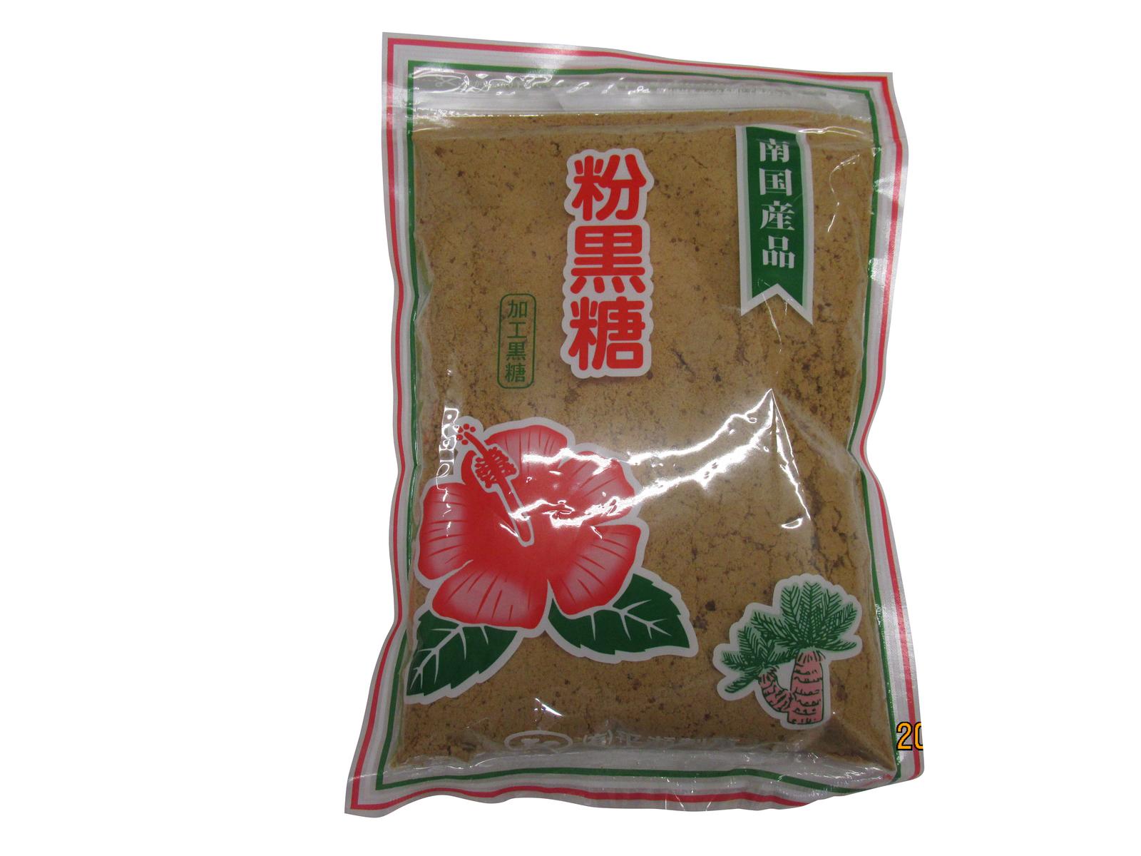 日本正規代理店品 徳之島産品 一部予約 黒糖の風味を生かしたお料理やお菓子作りに最適です 粉黒糖400g