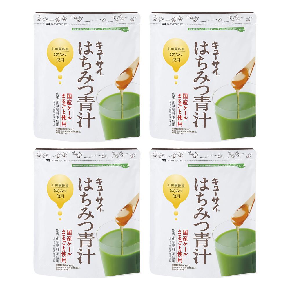 キューサイ はちみつ青汁 1袋420g入/約30日分 粉末タイプ4袋まとめ買い