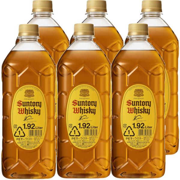 サントリー角瓶1920ml ペット1ケース(6本入)