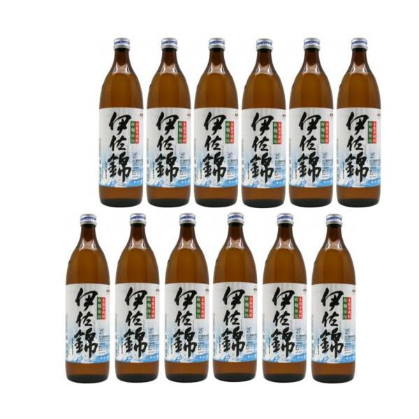 本格芋焼酎 伊佐錦25度900ml瓶1ケース(12本)