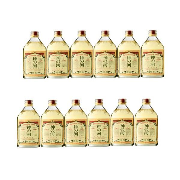 本格麦焼酎 神の河(かんのこ)長期熟成25度720ml瓶1ケース(12本)
