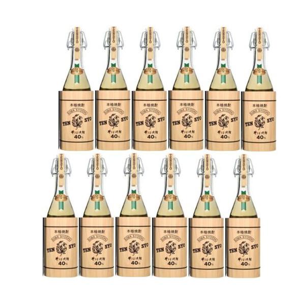 そば焼酎 天照セレクト 長期貯蔵40度720ml瓶[箱付]1ケース(12本)