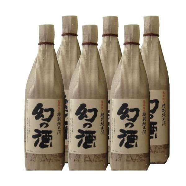 福鶴 鳳凰抜天 幻の酒1800ml瓶×6本[長崎県:福田酒造][箱付]