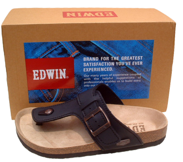 Edwin vilken sandals with a finger 9123