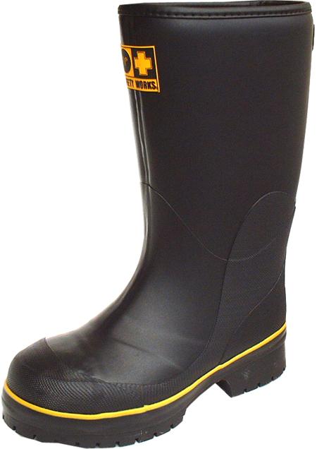 冷凍庫用安全長靴 ライトセーフティーワークス LSW-01 弘進ゴム