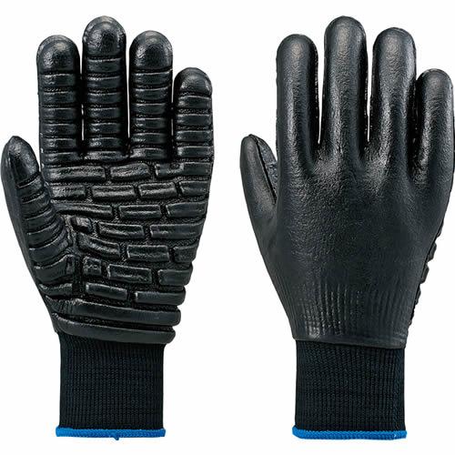 アトム 振動軽減手袋しんげんくんプロ 1122 10双組 (送料無料)フリーサイズ 防振手袋 振動軽減手袋ゴム手袋 日本製