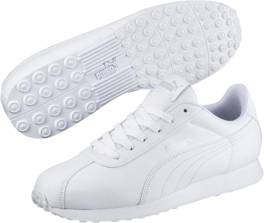 PUMA (Puma) Turin 360116 05 white X white 26 28cm men's sneakers Puma Japan