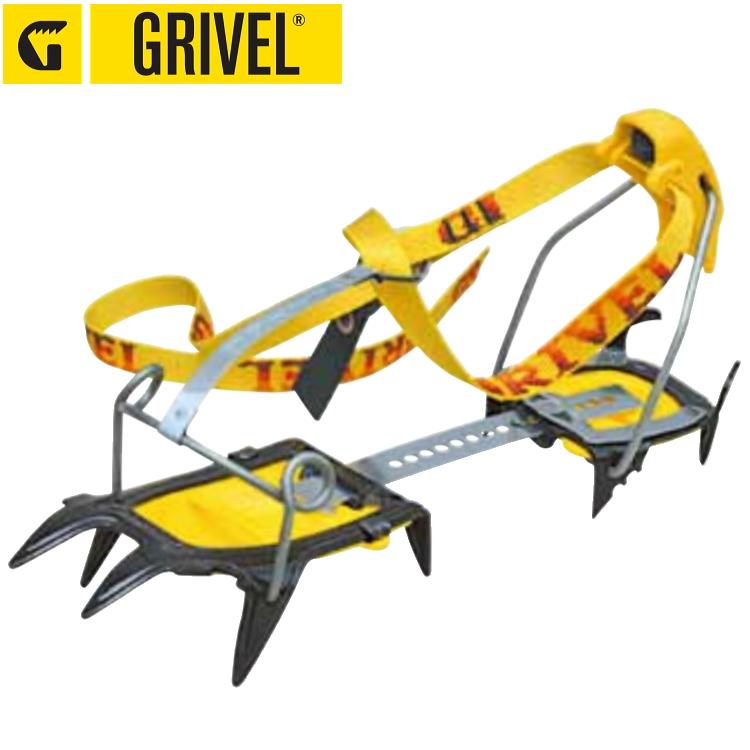 GRIVEL グリベル アイゼン クランポン G10・オーマチック GV-RA072A21【返品交換不可】【沖縄配送不可】