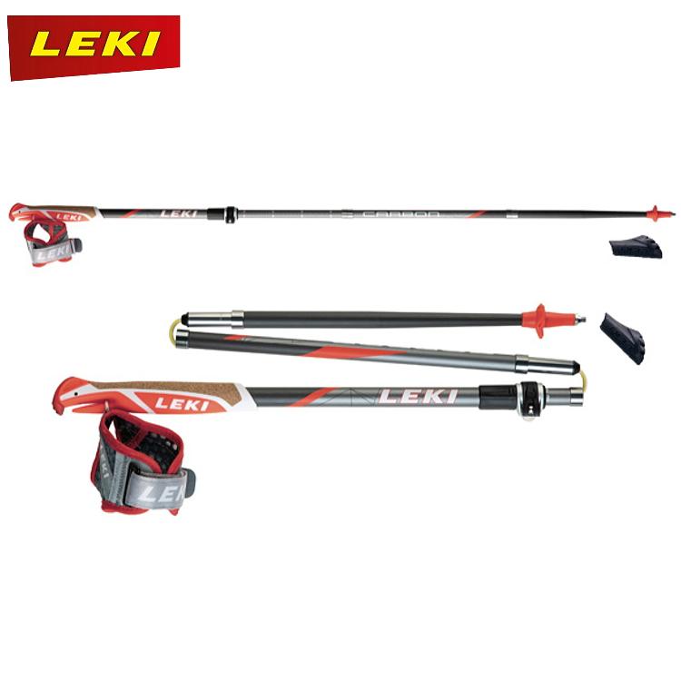 LEKI レキ ノルディックウォーキングポール マイクロトレイルバリオ カーボン II 1300390