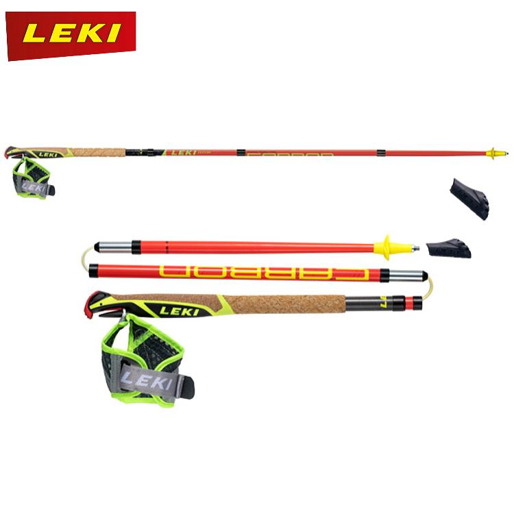 LEKI レキ トレイルランニングポール トレランポール マイクロトレイルプロ 1300396
