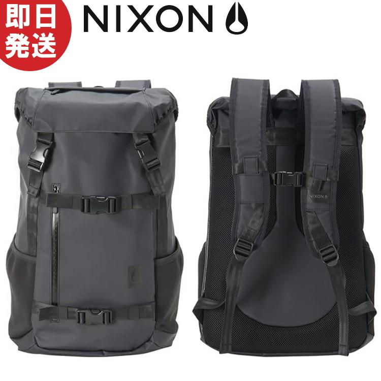 NIXON ニクソン リュック バックパック ランドロック JP LANDLOCK WR 日本限定 C2895001-00 ブラック 【2020SS】【沖縄配送不可】