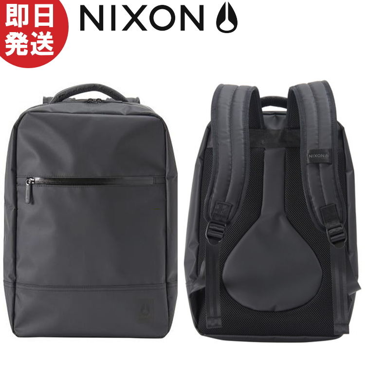 NIXON ニクソン リュック バックパック JP BEACONS WR 日本限定 C2897001-00 ブラック 【2020SS】【沖縄配送不可】