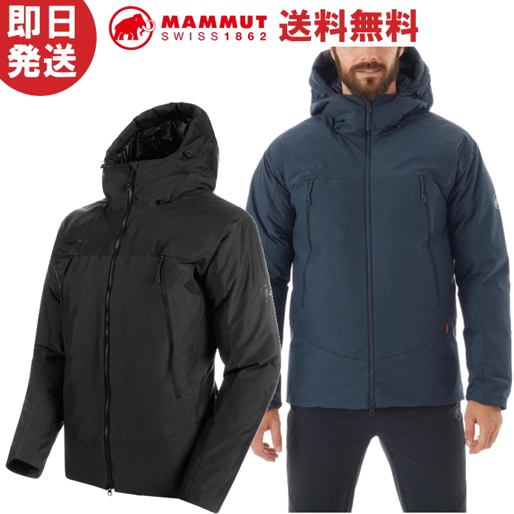 MAMMUT マムート ジャケット Crater SO Thermo Hooded Jacket AF Men 登山 トレッキング 1011-00780【沖縄配送不可】