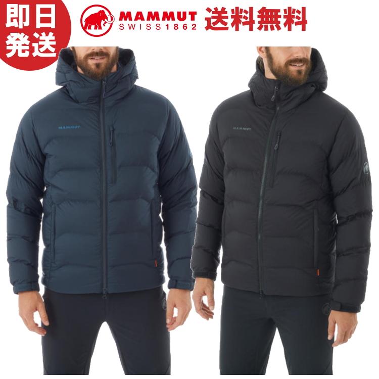 ハイキング アウトドア キャンプ あす楽 あすらく 即納 MAMMUT マムート ダウンジャケット Xeron IN Hooded Jacket AF Men 登山 トレッキング 1013-00701