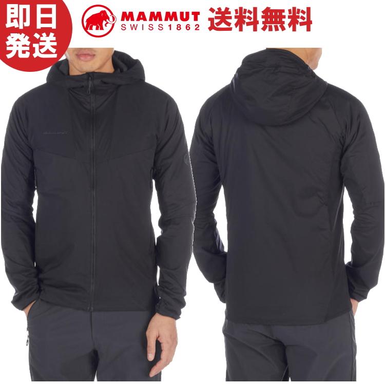 MAMMUT マムート ジャケット Rime Light IN Flex Hooded Jacket AF Men 登山 トレッキング 1013-01300【沖縄配送不可】