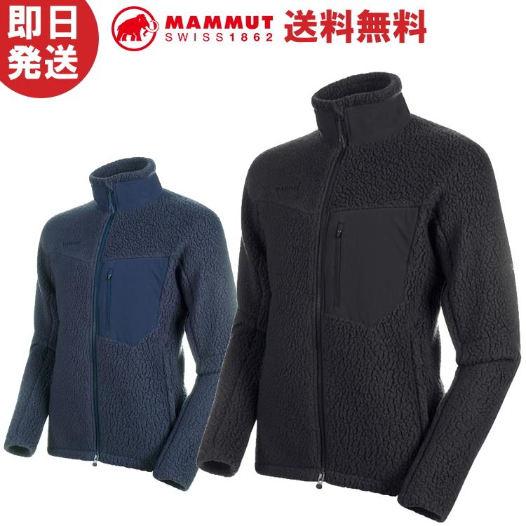 MAMMUT マムート フリースジャケット Innominata Pro ML Jacket AF Men 登山 トレッキング 1014-01660【沖縄配送不可】