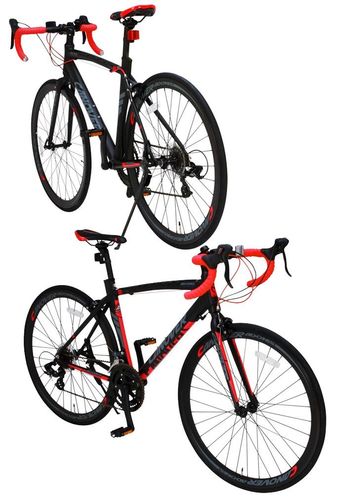 CANOVER 卡诺瓦 — — 9 收集车-012 ADOONIS (阿多尼斯) 公路自行车 700 c 合金框架自行车安全存储自行车