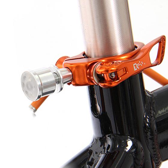 夹持 LED 与超过 5400 日元 (安全存储自行车自行车分身分身 dcl079s-b/dcl079s-或自行车座鞍单灯为平日发光 9 集合 _