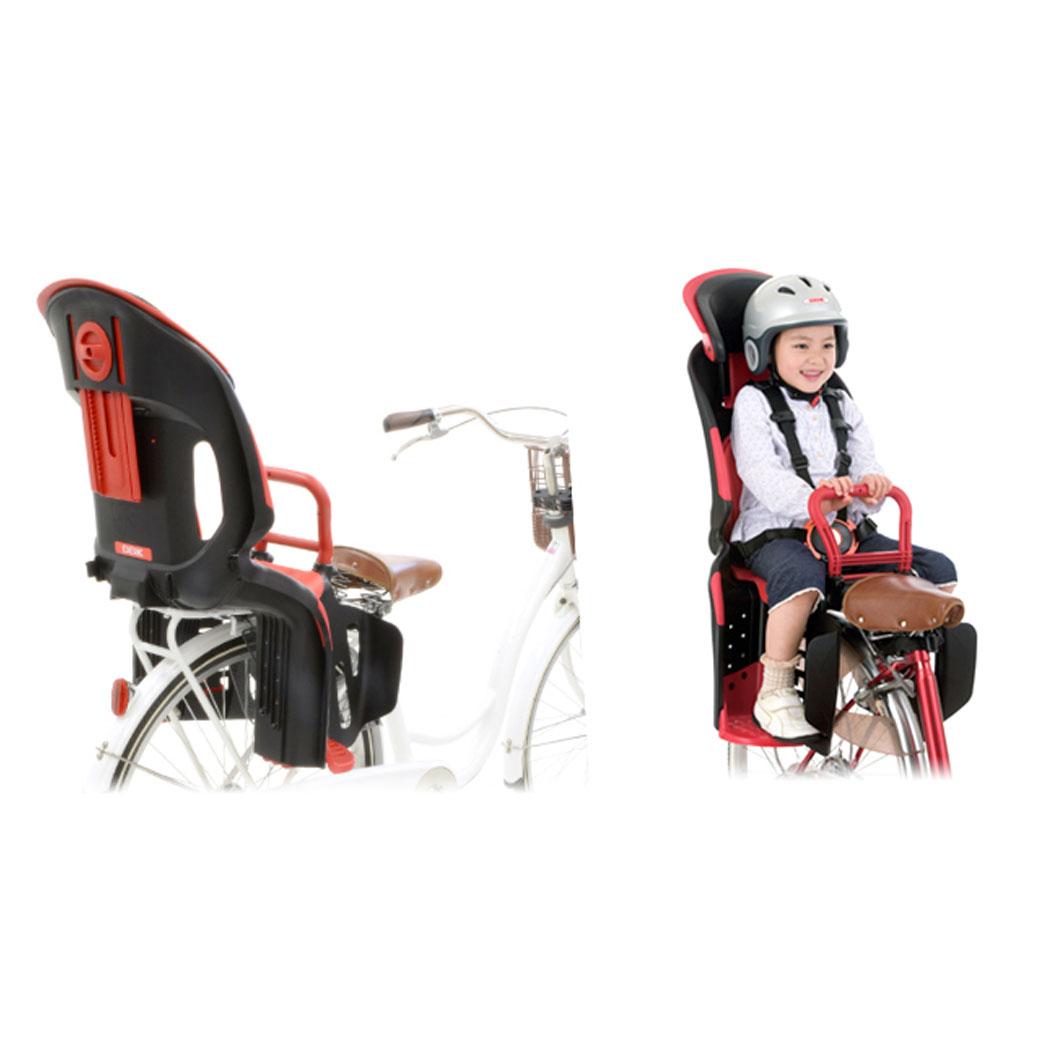 OGK headrest with comfort behind children, suitable for RBC-011DX3 child safety seat back for children put on Granny's bike! Kindergarten transportation very convenient such as children's place