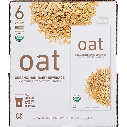 販売期間 限定のお得なタイムセール カークランド オーガニック オーツミルク 有機 4年保証 946ml×6本セット ORGANIC MILK OAT