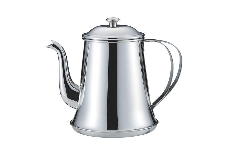 カンダ IB 18-8コーヒーポット 細口 1.5L 159070