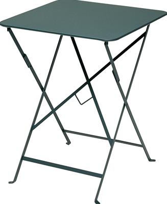 ニチエス フェルモブ ビストロテーブル 57×57/02シダーグリーン