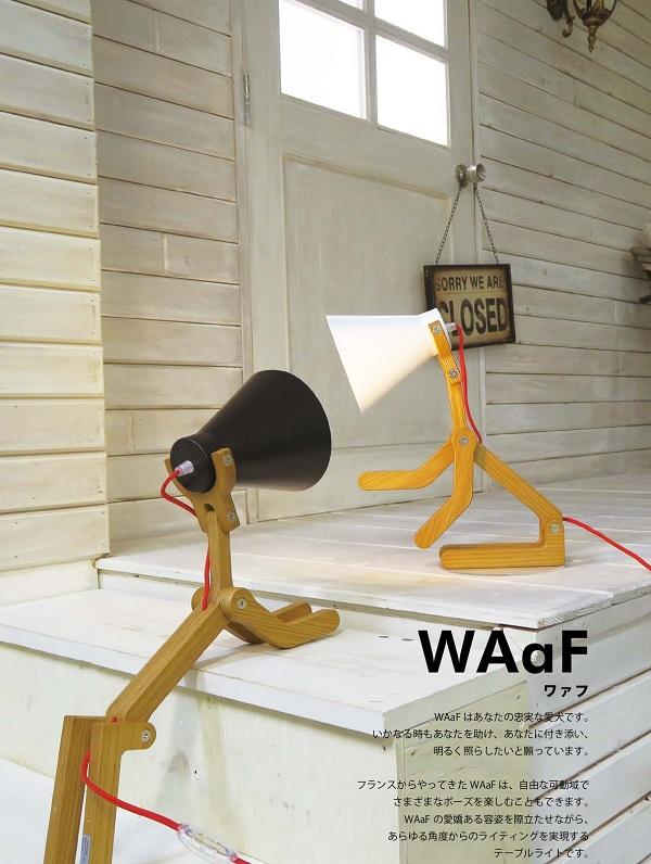 ELUX Structures テーブルライト ワァフ WAaF