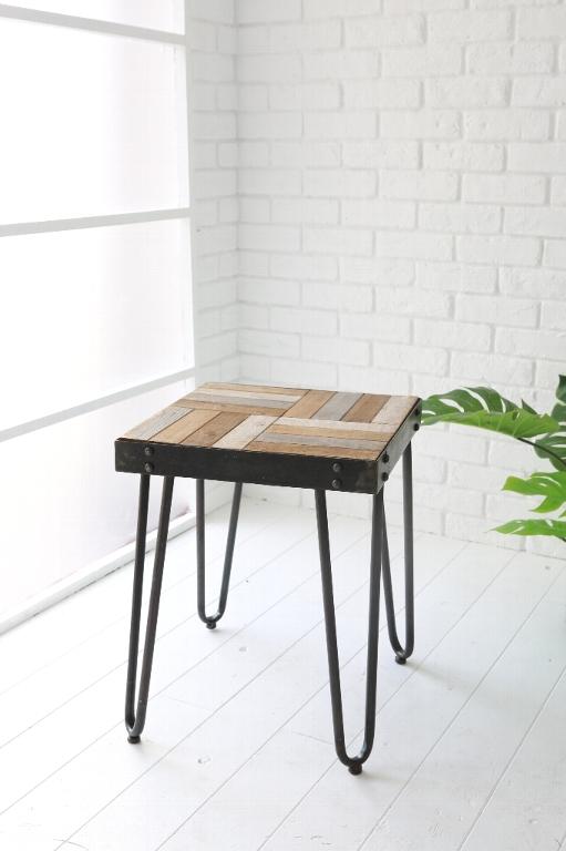 COVENT ウッドワークサイドテーブル GN-04