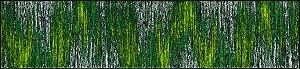 D021F wash+dry(ウォッシュアンドドライ)マット Scratchy green(スクラッチグリーン) 60×260cm