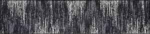 D023F wash+dry(ウォッシュアンドドライ)マット Scratchy grey(スクラッチグレイ) 60×260cm