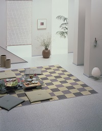 袋織い草カーペット 市松(いちまつ) 江戸間4.5畳 261×261cm