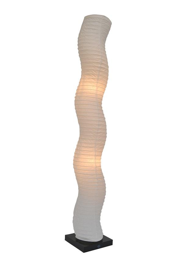 彩光デザイン FloorLamp SF-2021 揉み紙