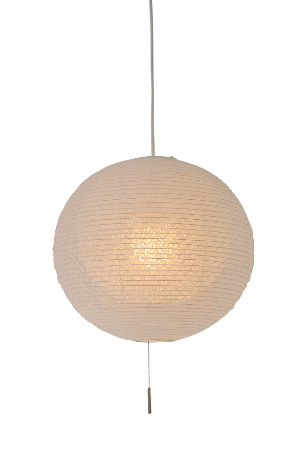 彩光デザイン 二重提灯 SPN1-1107 小梅白in小梅白