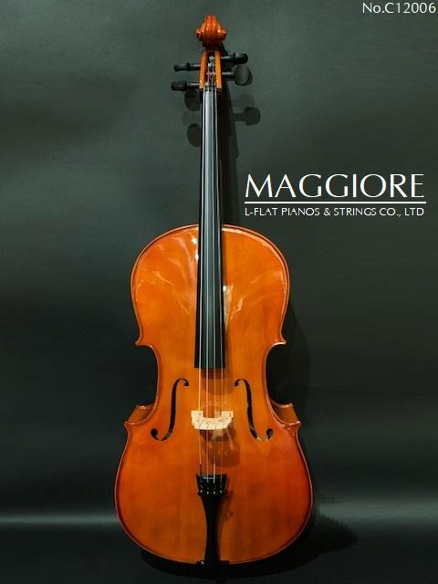 【新品】チェロ1/2サイズ Maggiore 【NEW】