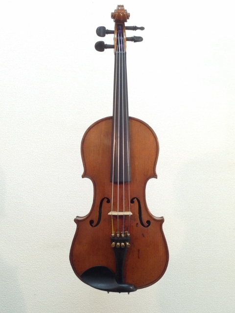 ドイツ製 1/2バイオリン Modan German  モダンジャーマン