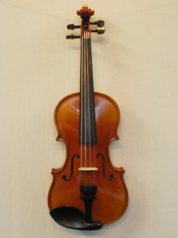 【新品】1/8バイオリン SANDNER サンドナー