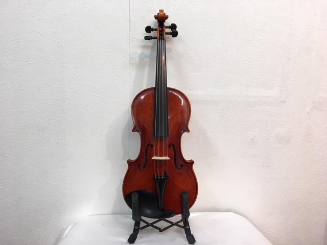 【バイオリン】Svev Gerveth 2016年製新作ジャーマンバイオリン スベン・ゲルベス