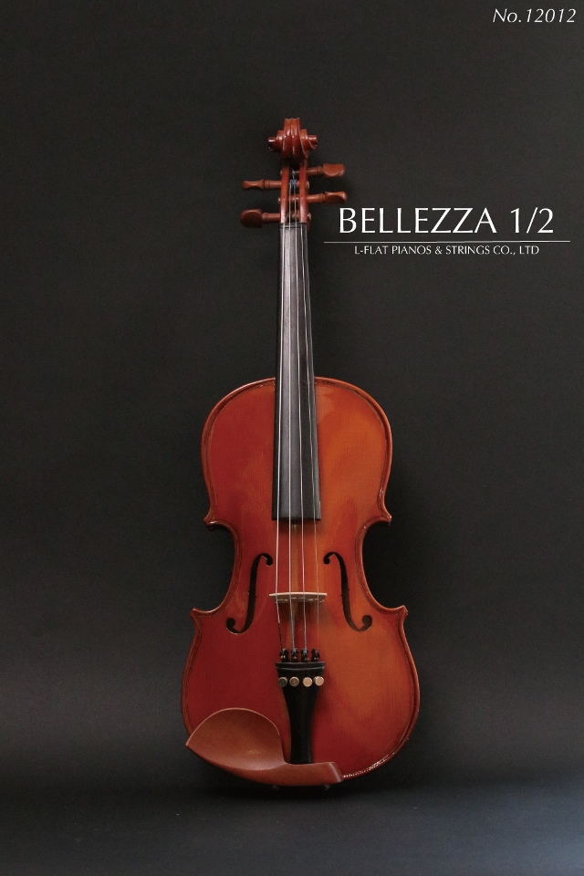 【中古 Bellezza 12012】1/2バイオリン Bellezza 12012, SAARISERKA:2388c567 --- officewill.xsrv.jp