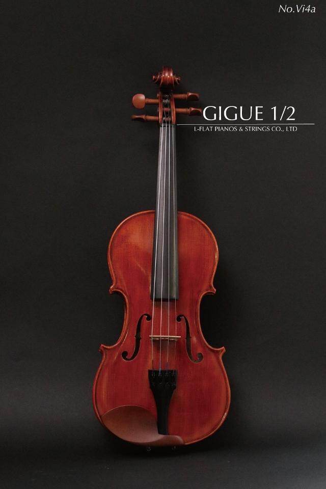 【新品】1/2バイオリン Gigue vi-4a【アウトレット】