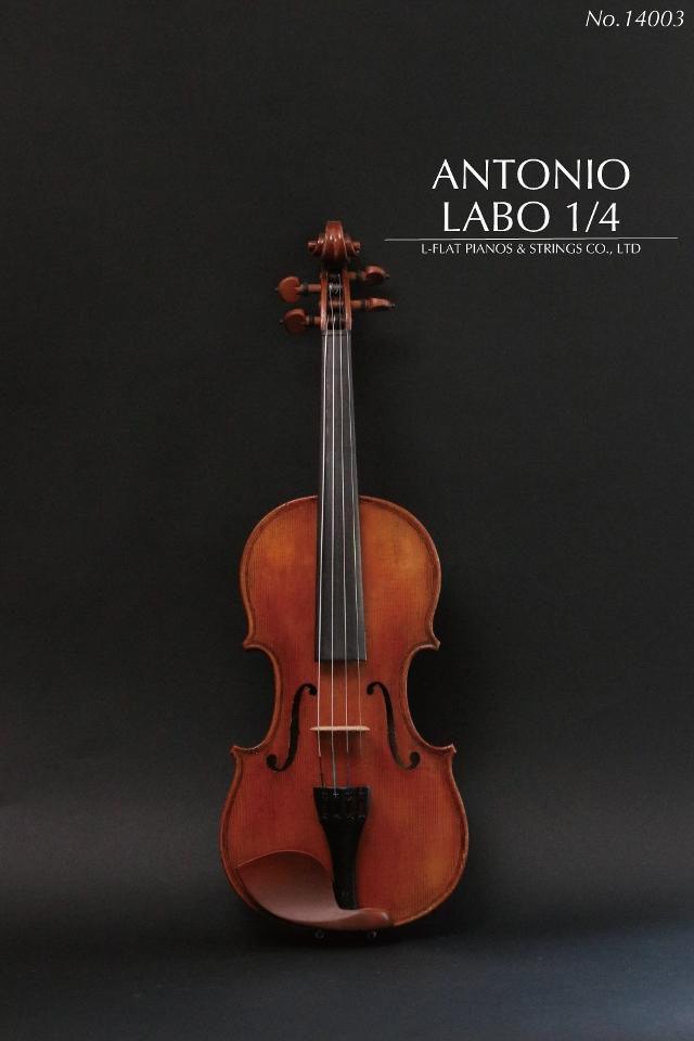 【中古】1 Labo/4バイオリン 14003 Antonio Antonio Labo 14003, アツタク:1cdfbbac --- officewill.xsrv.jp