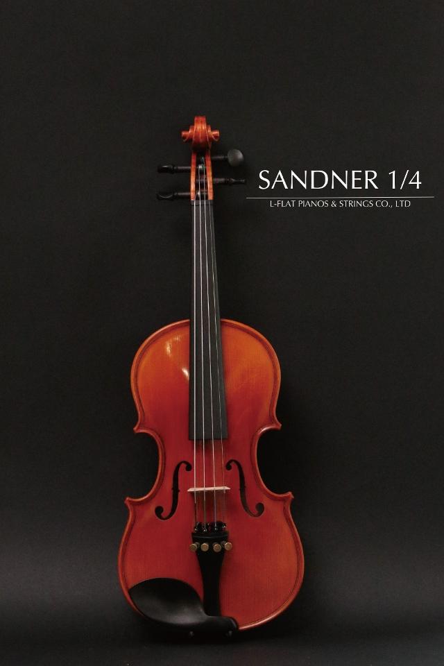 【新品 SANDNER】1/4バイオリン SANDNER サンドナー サンドナー, インテリア高錦:9e402df7 --- sunward.msk.ru