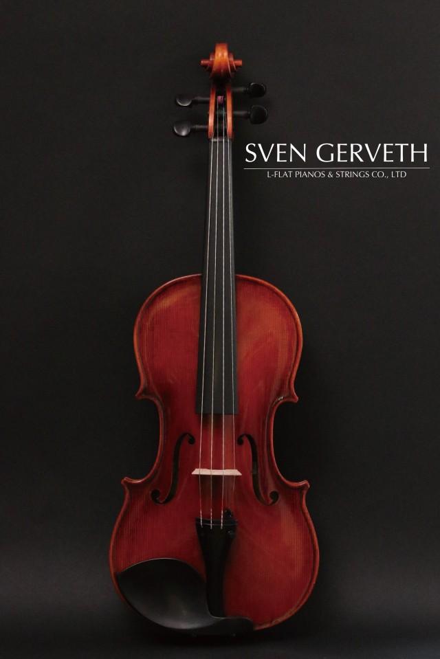 【バイオリン Gerveth】Svev Gerveth 2016年製真作ジャーマンバイオリン スベン・ゲルベス, ソニアショップ:a078afb9 --- officewill.xsrv.jp