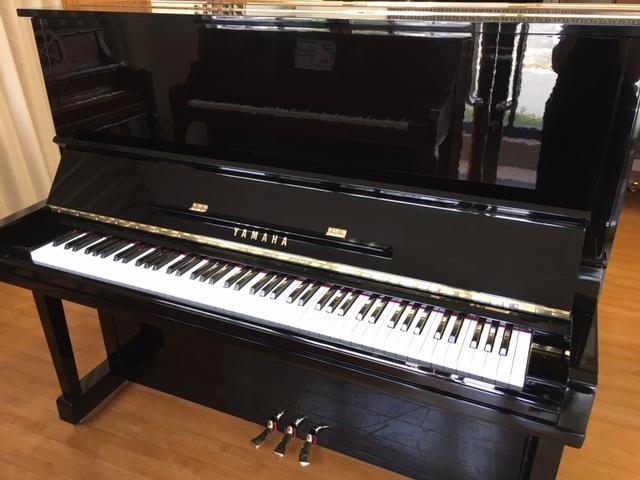 YAMAHA U30BL ヤマハスタンダードピアノ【中古ピアノ】【アップライト】