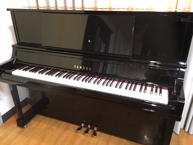 【中古】YAMAHA ヤマハ UX10A【中古ピアノ】【アップライト】【X支柱】