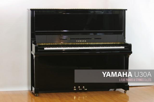 【★大感謝セール】 YAMAHA U30A ヤマハスタンダードピアノ【中古ピアノ YAMAHA】【アップライト U30A】, キヨスチョウ:49e59885 --- totem-info.com